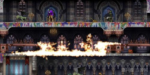 恶魔城FC游戏图片