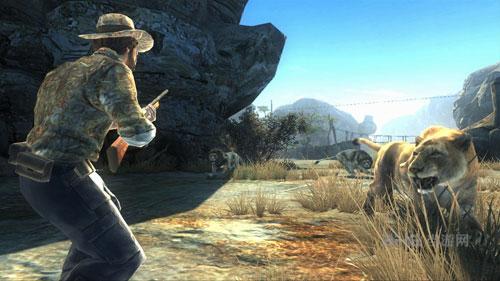 坎贝拉危险狩猎2013游戏图片1