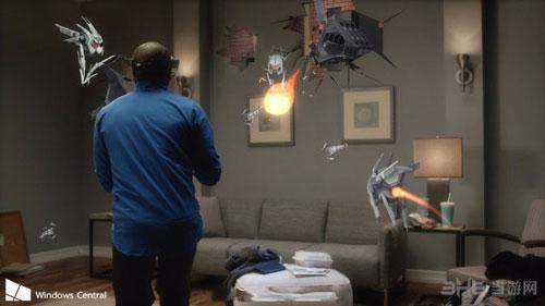 VR 效果截图1