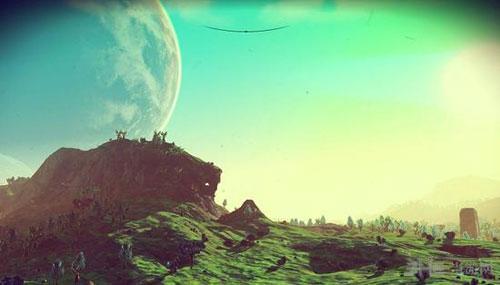 无人深空游戏图片3