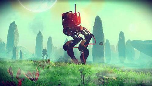 无人深空游戏图片2