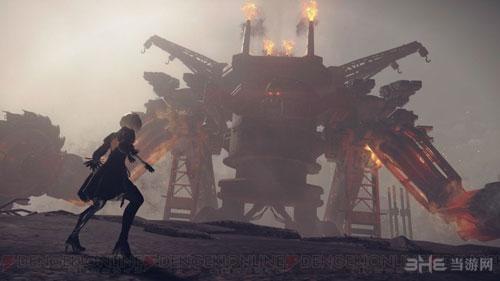 尼尔机械纪元游戏图片4