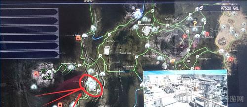 最终幻想15狙击枪截图1
