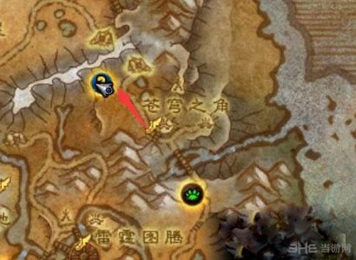 魔兽世界饥饿的克劳舒克坐标位置截图8