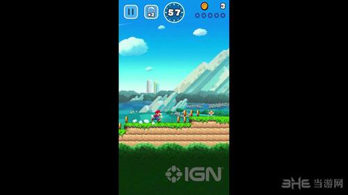 超级马里奥奔跑图片2