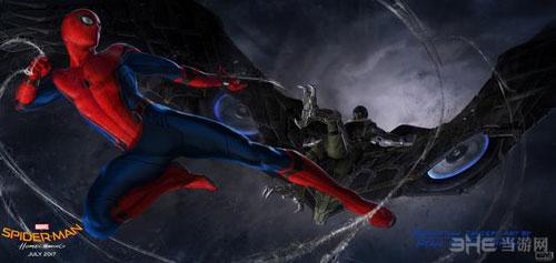 蜘蛛侠归来人物截图2