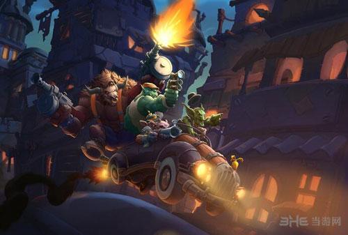 炉石传说游戏图片2