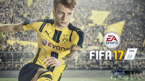 FIFA 17人物截图1