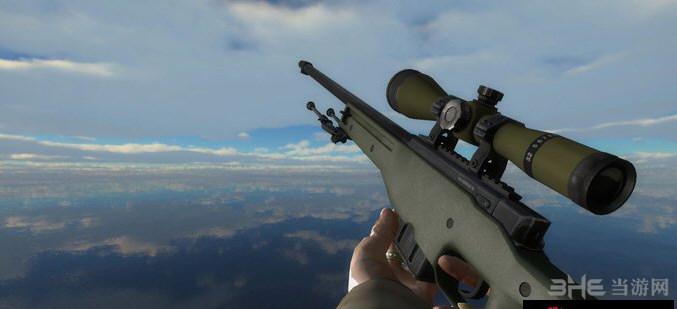 求生之路2 CS:GO AWP狙击步枪MOD截图0