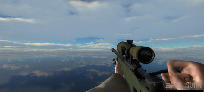 求生之路2 CS:GO AWP狙击步枪MOD截图2