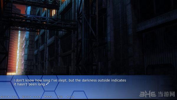 猎户座:科幻视觉小说截图3