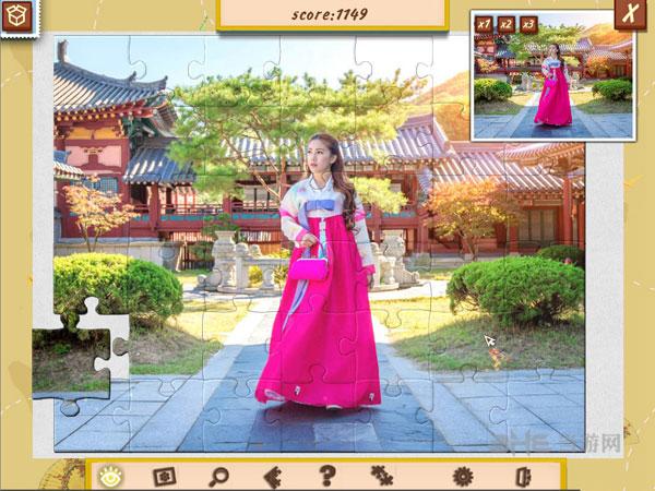 1001拼图世界巡回:亚洲截图1