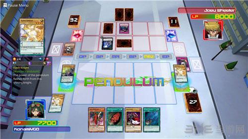 游戏王:决斗者遗产完美全卡存档截图1