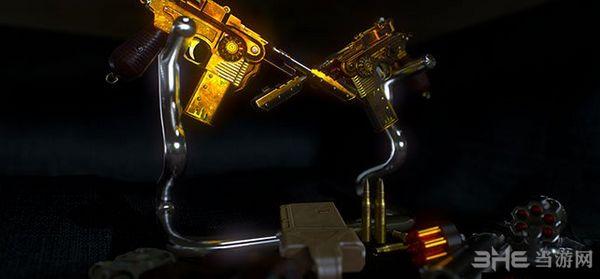 求生之路2黄金毛瑟手枪MOD截图0