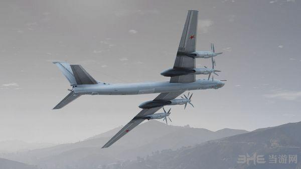 侠盗猎车手5图95轰炸机MOD截图0