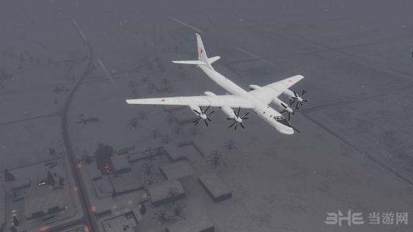 侠盗猎车手5图95轰炸机MOD截图2