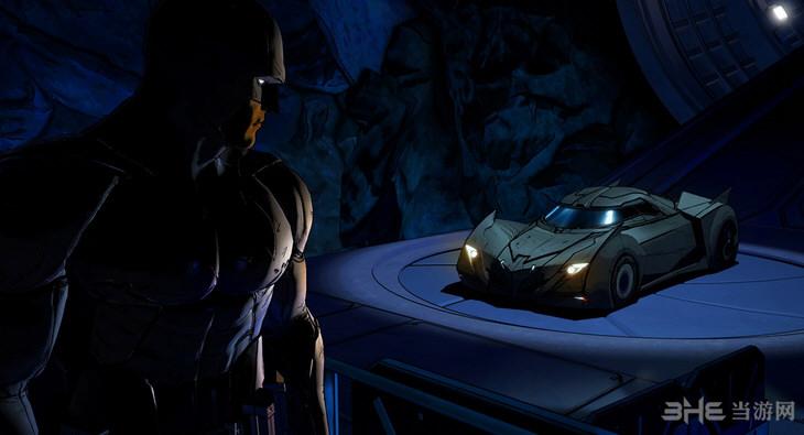 蝙蝠侠:故事版10号升级档+EP5+未加密补丁截图2