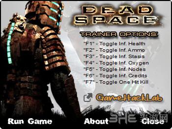 死亡空间Latest Steam七项修改器截图0
