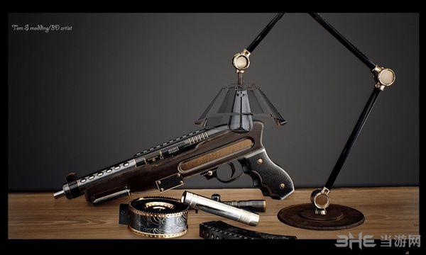 辐射4 10-22 Pistol微冲MOD截图1