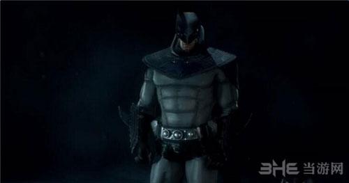 蝙蝠侠:阿甘骑士CPY版/正版额外服装解锁存档截图1