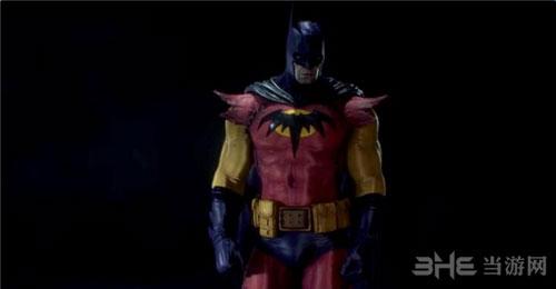 蝙蝠侠:阿甘骑士CPY版/正版额外服装解锁存档截图0