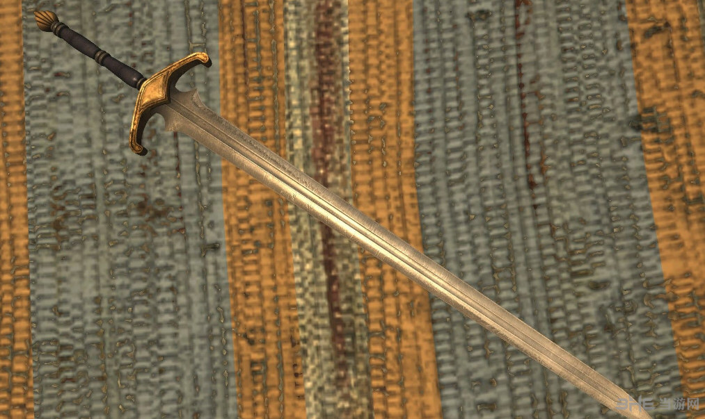上古卷轴5:天际重制版德雷克骑士剑MOD截图0