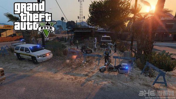 侠盗猎车手5 Trevor的逮捕和搜查令MOD截图0