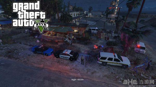 侠盗猎车手5 Trevor的逮捕和搜查令MOD截图3
