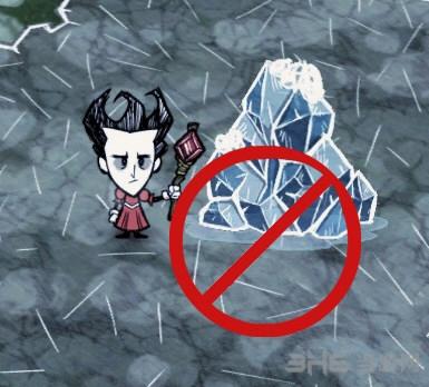 饥荒:联机版可以融化冰的魔杖MOD截图0