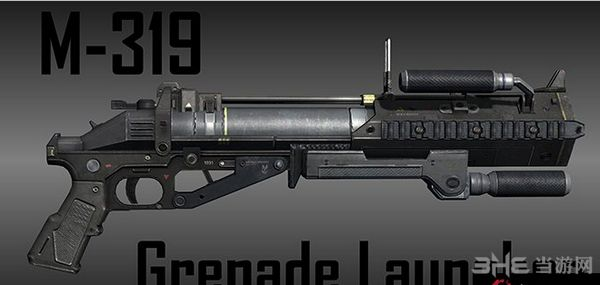 求生之路2死神榴弹发射器MOD截图0