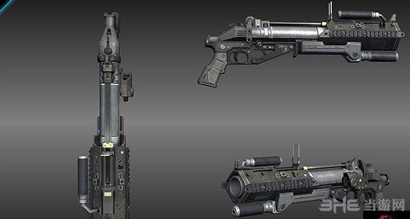 求生之路2死神榴弹发射器MOD截图1