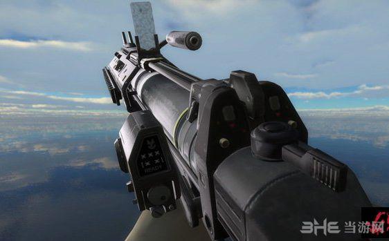 求生之路2死神榴弹发射器MOD截图2