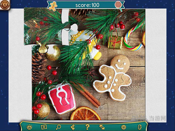 假日拼图:圣诞节3截图0