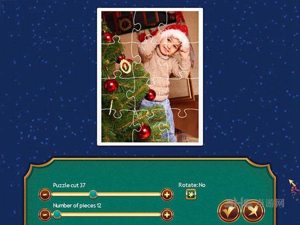 假日拼图:圣诞节3截图1