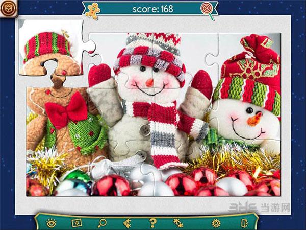 假日拼图:圣诞节3截图2