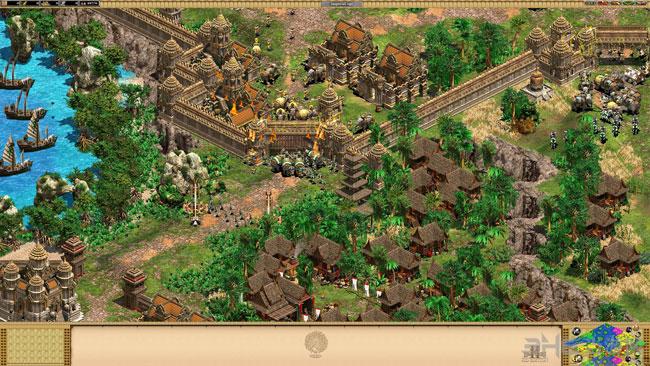 帝国时代2:阿尔杰斯的崛起截图1