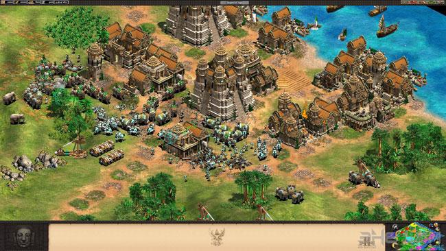 帝国时代2:阿尔杰斯的崛起截图3