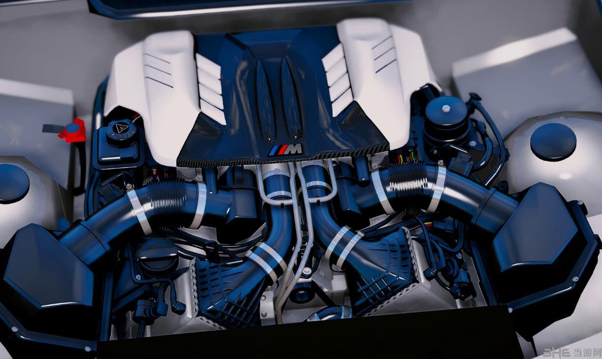 侠盗猎车5宝马M3 E36 V8双涡轮增压版新增式MOD截图3