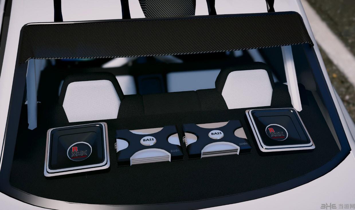 侠盗猎车5宝马M3 E36 V8双涡轮增压版新增式MOD截图4