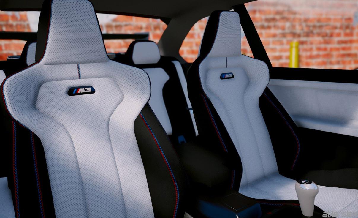 侠盗猎车5宝马M3 E36 V8双涡轮增压版新增式MOD截图2