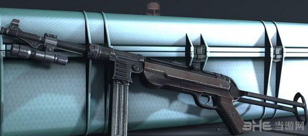 求生之路2新MP40冲锋枪MOD截图0