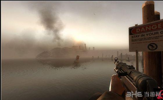 求生之路2新MP40冲锋枪MOD截图1