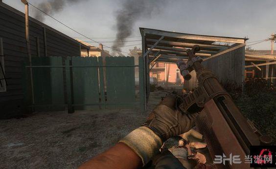 求生之路2新MP40冲锋枪MOD截图2