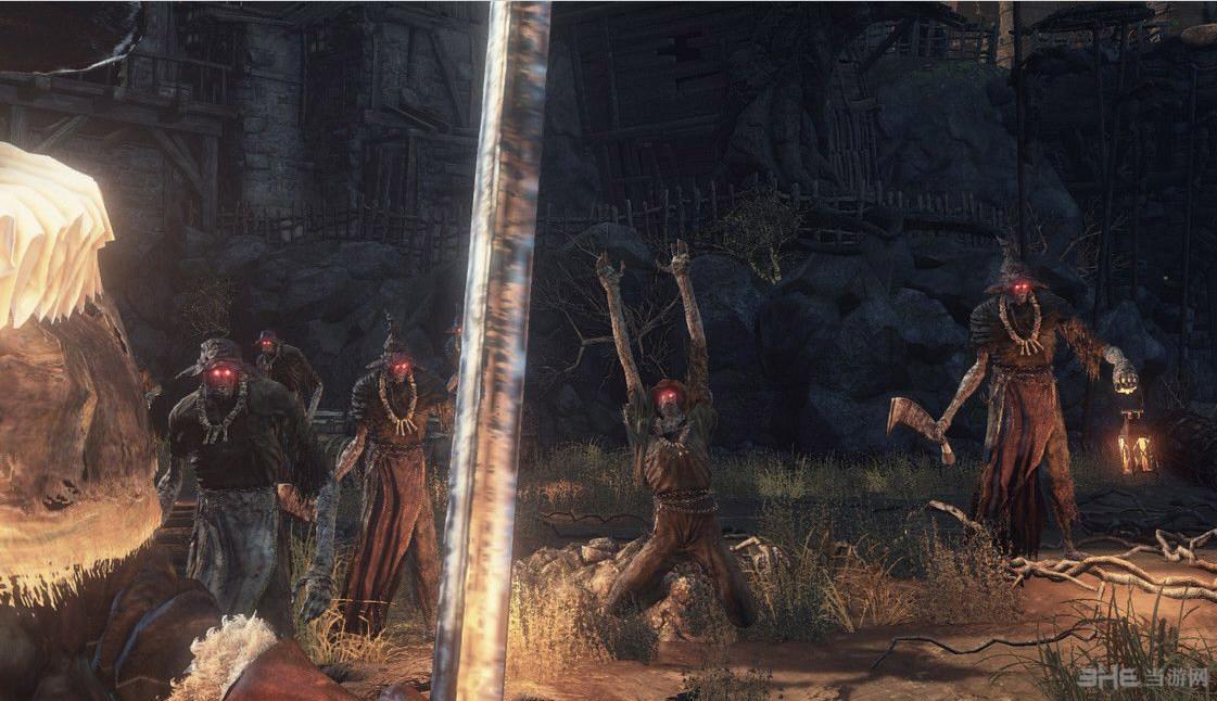 黑暗之魂3受死版地狱难度MOD截图1