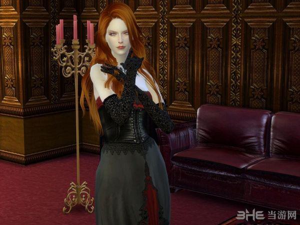 模拟人生4吸血鬼夫妻MOD截图4