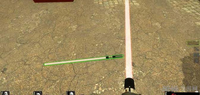 求生之路2激光剑单独版MOD截图0