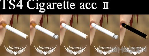 模拟人生4男士香烟MOD截图1