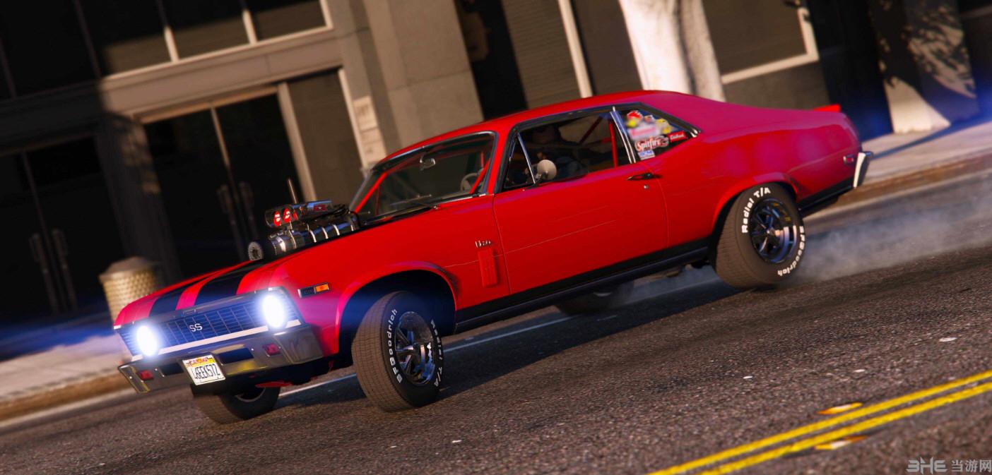 侠盗猎车5 1969款雪佛兰Nova MOD截图1