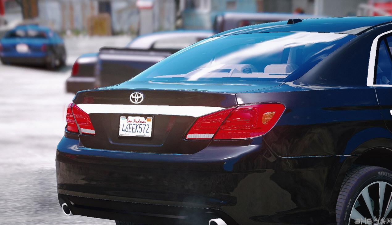 侠盗猎车5 2011款丰田阿瓦隆MOD截图0
