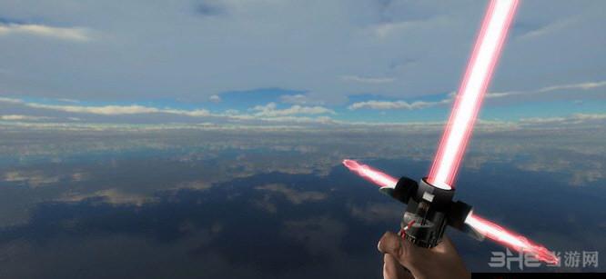 求生之路2新版激光剑MOD截图1